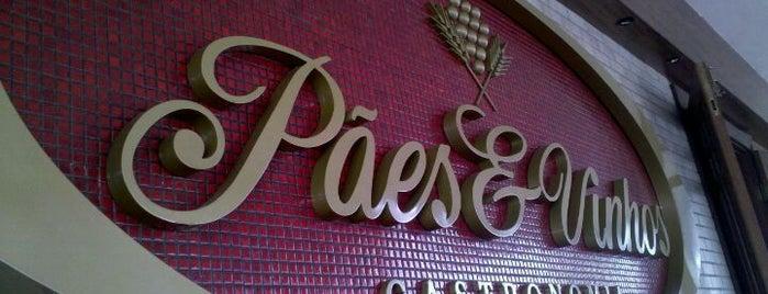 Pães & Vinhos is one of Orte, die Denise gefallen.