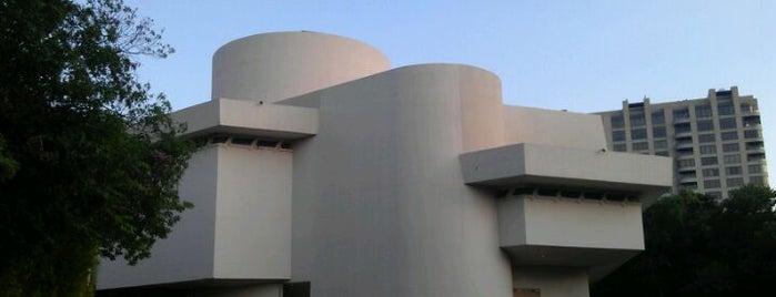 Kalita Humphreys Theater is one of Frank Lloyd Wright.