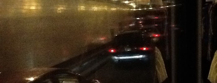 Lincoln Tunnel is one of New York City.