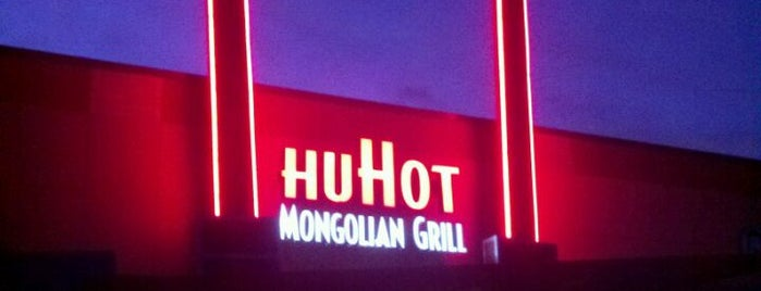 HuHot Mongolian Grill is one of Kami 님이 좋아한 장소.