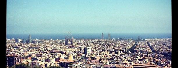 Les Tres Creus is one of Barcelona.