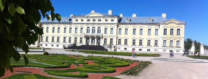 Rundāles pils | Rundāle Palace is one of AtputasBazes.lv.
