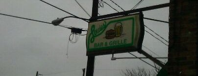 Louie's Bar & Grille is one of The Burger List!.