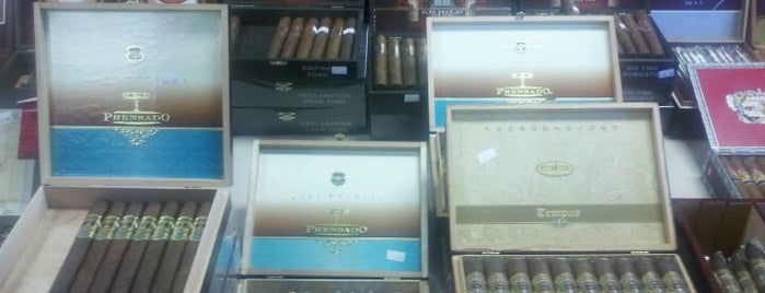 Tobacco Leaf is one of Locais curtidos por DaByrdman33.