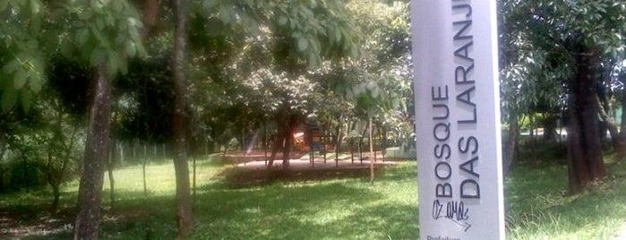 Parque das Laranjeiras is one of Favoritos em Goiânia.