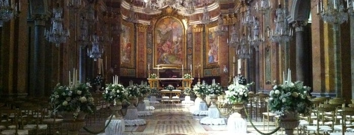 Basilica dei Santi Giovanni e Paolo is one of Rome / Roma.