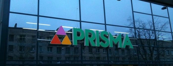 Prisma is one of Posti che sono piaciuti a Елизавета.