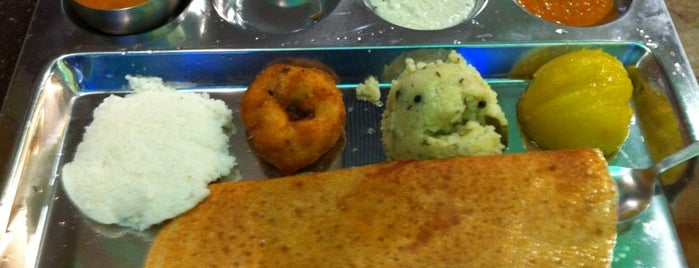 Adyar Anand Bhavan is one of Guide to Bengaluru's best spots.