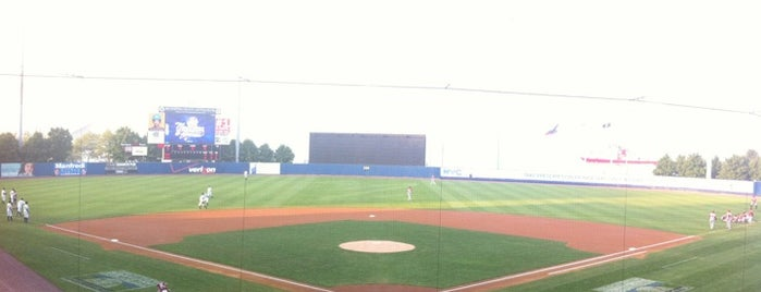 Richmond County Bank Ballpark is one of #NYCmustsee4sq.