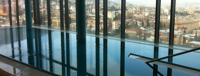 Hotel Pool and Fitness is one of #MayorTunde's Past and Present Mayorships.