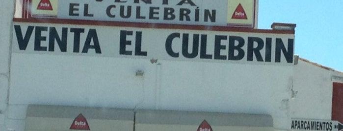Venta El Culebrin is one of HL Gasolineras.
