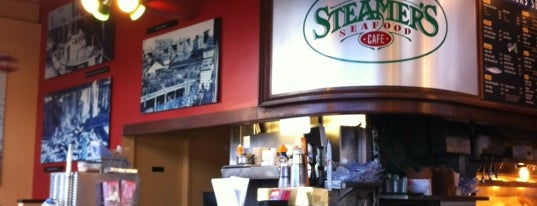 Steamer's Seafood is one of Seattle Seafood Restaurants.