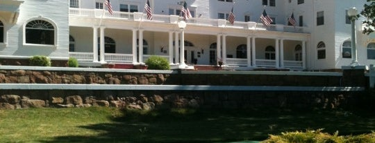 Stanley Hotel is one of Best Places to Check out in United States Pt 2.