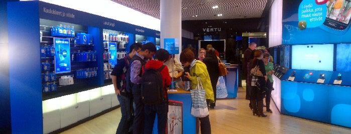 Microsoft Aleksanterinkatu is one of Helsinki, Finland #4sqCities.