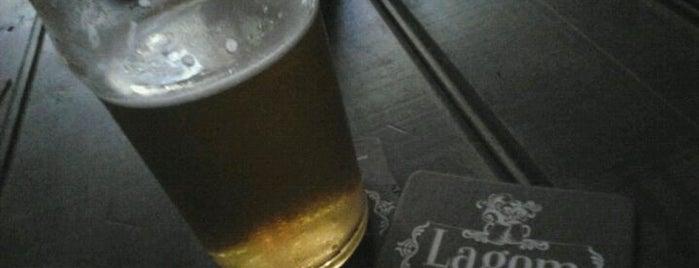 Lagom Brewerypub is one of Top: Cervejarias.