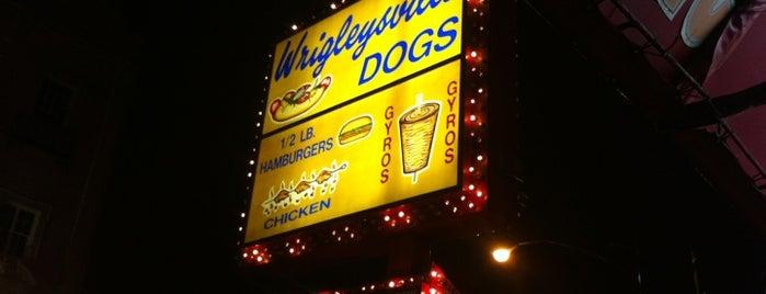 Wrigleyville Dogs is one of Wrigleyville.