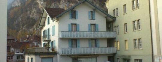 Falken Hotel is one of Locais curtidos por Sven.