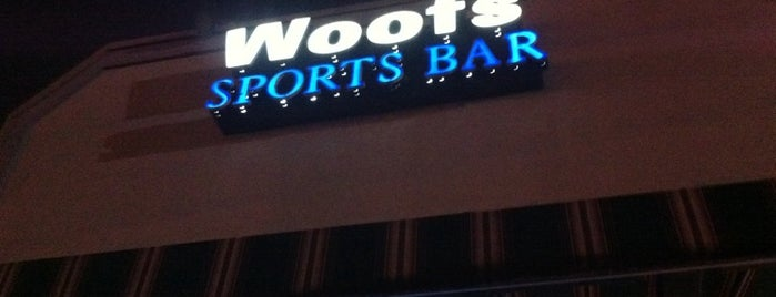 Woofs is one of Gay Places.