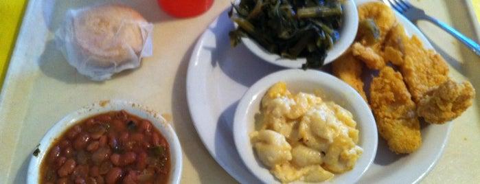 Mama E's Soul Food Restaurant is one of Oklahoma City OK To Do.