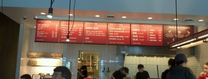 Chipotle Mexican Grill is one of Orte, die Tabitha gefallen.