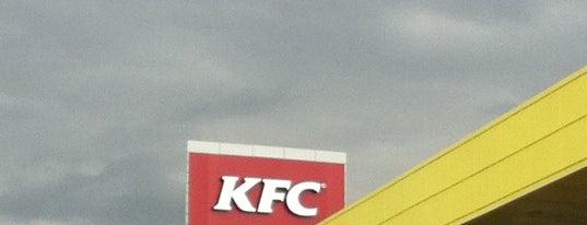 KFC is one of Lieux qui ont plu à Tasha.