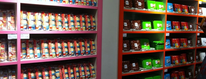 Ritter Sport Bunte Schokowelt is one of Berlin, baby!.