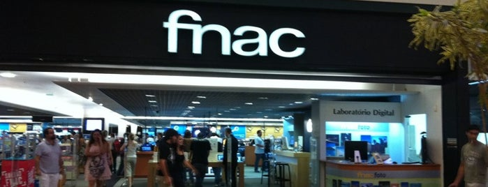 Fnac is one of Guide to Campinas's best spots.