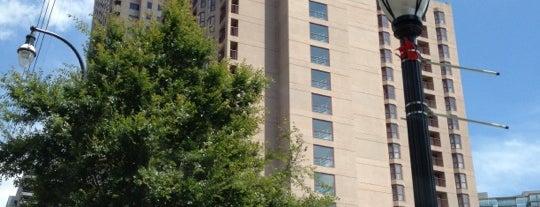 Atlanta Marriott Suites Midtown is one of Atlanta, GA.