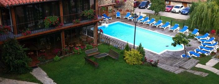 Apartamentos Alquitara is one of Thamires'in Beğendiği Mekanlar.
