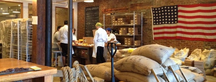 Mast Brothers Chocolate Factory is one of Coolplaces Nyc.