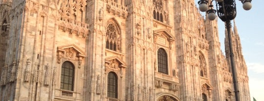 Duomo di Milano is one of ITALY  best cities.