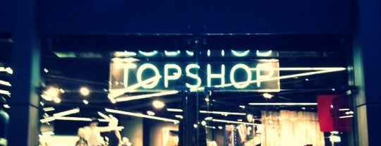 Topshop is one of Best in london.
