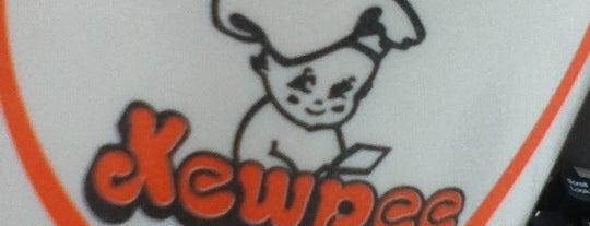 Kewpee Hamburgers is one of Orte, die Evan gefallen.