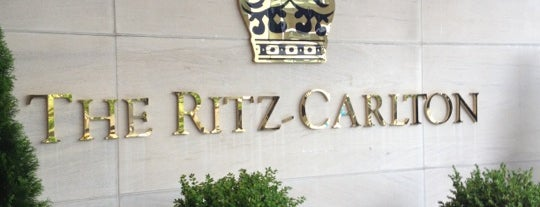 The Ritz-Carlton, Washington, DC is one of Posti che sono piaciuti a Nick 🍾.