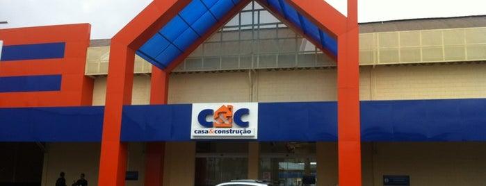 C&C is one of Lugares favoritos de Rafael.