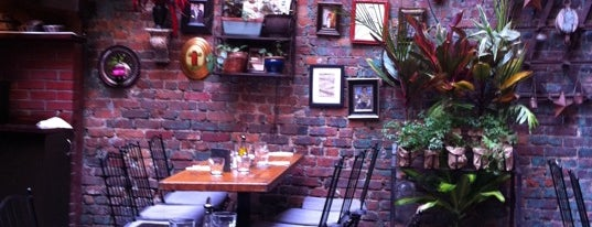 Pepe Giallo is one of Wanderlust in West Chelsea.
