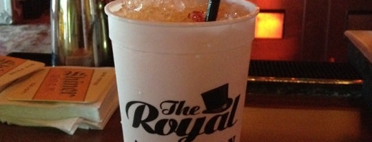 The Royal American is one of Lieux sauvegardés par Lizzie.