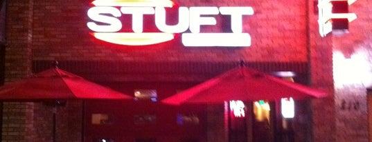 Stuft Burger Bar is one of Ryan 님이 좋아한 장소.
