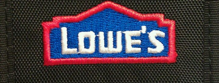 Lowe's is one of Patrickさんのお気に入りスポット.