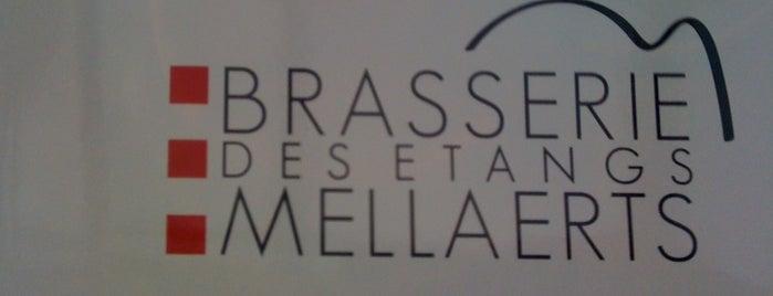 Brasserie des Étangs Mellaerts is one of Favorite Food.