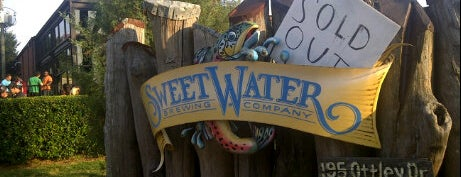 SweetWater Brewing Company is one of Georgia Breweries.