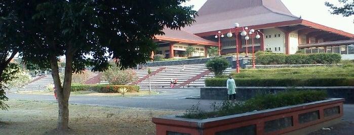 Grha Sabha Pramana (GSP) is one of Tempat yang Disukai Winda.