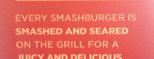 Smashburger is one of Vacaciones.