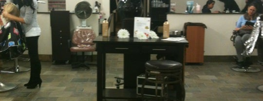 Parks 5th Ave Salon is one of Lugares favoritos de Mike.