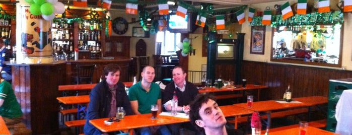 O'Kellys Irish Pub is one of Die 30 beliebtesten Irish Pubs in Deutschland.