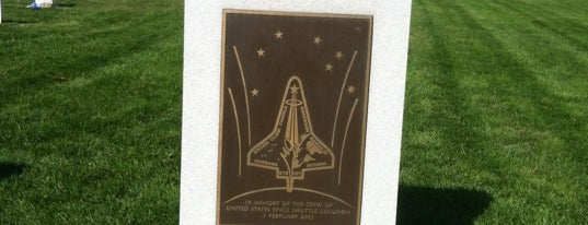 NASA Tributes is one of DC Bucket List.