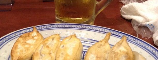 上海餃子 りょう華 is one of 田町ランチスポット.