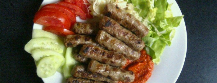 Montenegroi Gurman is one of Culinary delights in Pest.