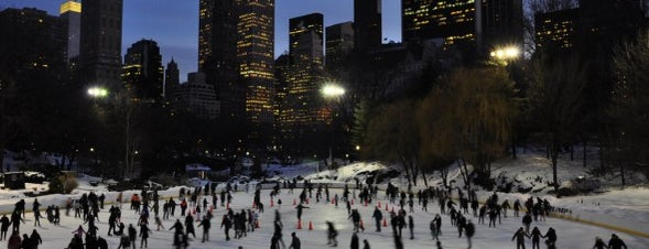 Wollman Rink is one of NYC.