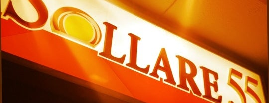 Sollare55 Grill & Beer is one of Marcelo 님이 저장한 장소.
